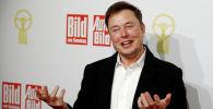 SpaceX жана Tesla компанияларынын башчысы Илон Маск. Архив
