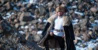 Салттуу кийим куп жарашкан кыргыздын мырзалары