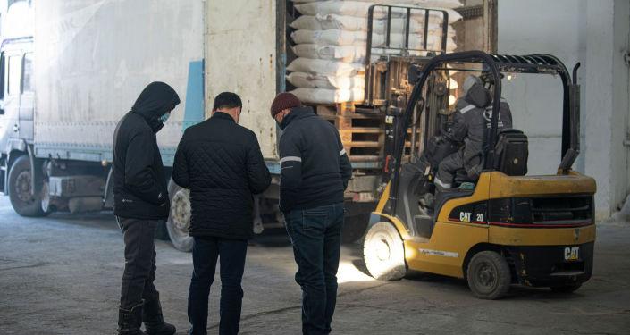 Бул тууралуу БУУнун Дүйнөлүк азык-түлүк программасынын Кыргызстандагы директору Андреа Баньоли билдирди