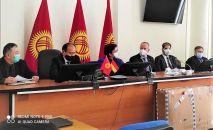 В Кыргызстан прибыли немецкие врачи