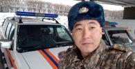 Куткаруучу, улук лейтенант Кубан Кенен уулу