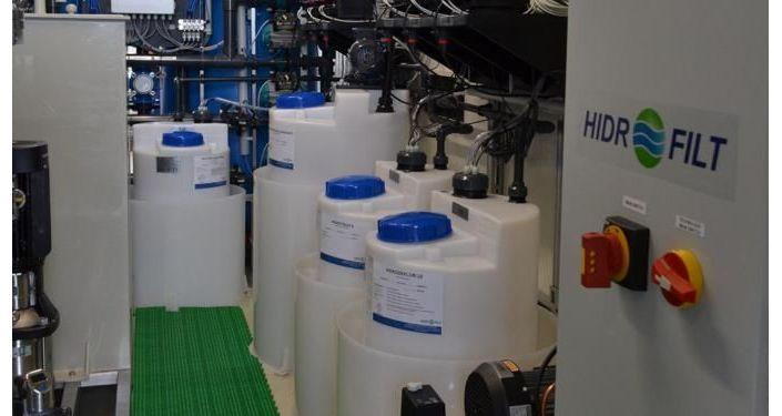 Правительством Венгрии предоставлена мобильная водоочистительная система для Военно-полевого госпиталя 2-го уровня Вооруженных Сил КР