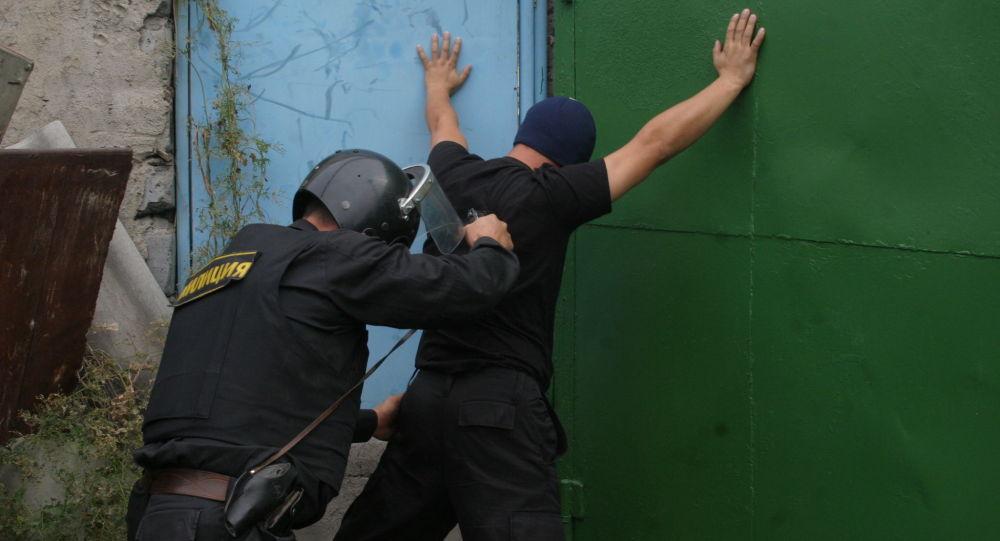 Задержание вооруженной банды налетчиков в Оше. Дело 2015 года