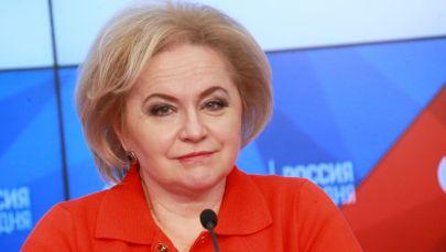 Председатель российского общества Знание, заместитель председателя Комитета Государственной думы РФ по образованию и науке Любовь Духанина