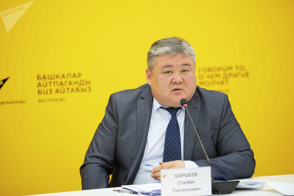 Новый директор Агентства гражданской авиации Сталбек Шаршеев