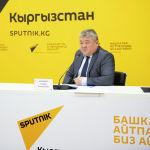 Шаршеев рассказал о безопасности внутренних перелетов, решении вопроса о нагрузке на рейс Бишкек — Москва, о выводе кыргызстанских авиакомпаний из черного списка ЕС и перспективе снижения цен на авиабилеты