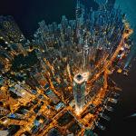 Кадр Огни города представил фотограф John из Гонконга