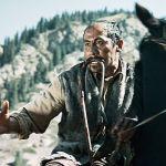 Ысык-Көлдүн кызгалдактары тасмасындагы башкы каарман Карабалта — Сүймөнкул Чокморов