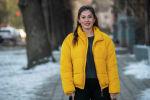 Уроженка Эстонии живущая в Бишкеке Ребекка Хан
