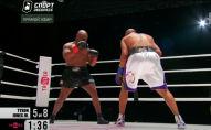После боя обе иконы бокса заявили, что считают себя победителями. Отметим, для Тайсона это был первый выход на ринг за последние 15 лет.