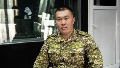 Заместитель главы управления пожаротушения и пожарной профилактики Министерства чрезвычайных ситуаций Азиз Бейшекеев на радио Sputnik Кыргызстан