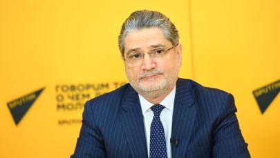 Заместитель председателя правления Евразийского банка развития Тигран Саркисян