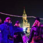 Уюштуруучулар Москва шаарынын жашоочулары жана коноктору жаңы жылдык маанайды эмитеден сезиши үчүн бардык аракеттерди көрүшкөнүн белгилешет