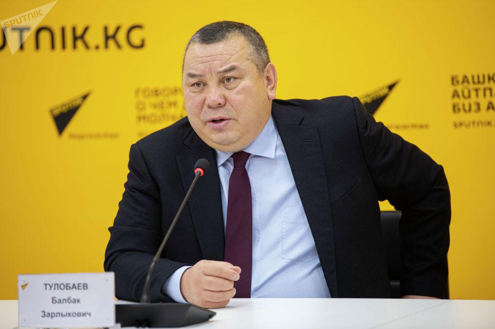 Тулобаев намерен оставить должность в апреле, когда горкенеш выберет нового мэра столицы