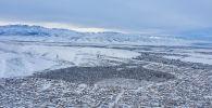 Юго-Западное Бишкека. Архивное фото