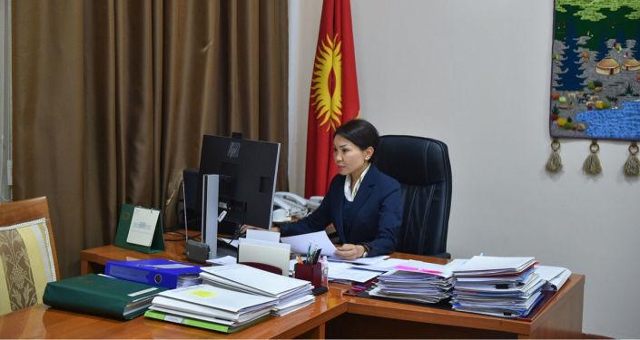 На заседании Республиканского штаба по борьбе с коронавирусом Сурабалдиева напомнила, что была поставлена задача представить полный отчет о работе