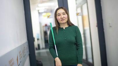 Кыргыз азиздер федерациясынын жетекчиси Гүлназ Жүзбаева