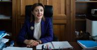 Директор департамента развития интеграции ЕЭК Гоар Барсегян. Архивное фото