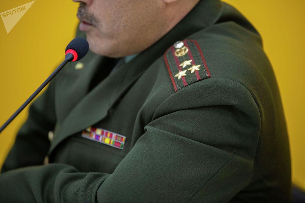 Мероприятие прошло в мультимедийном пресс-центре Sputnik Кыргызстан