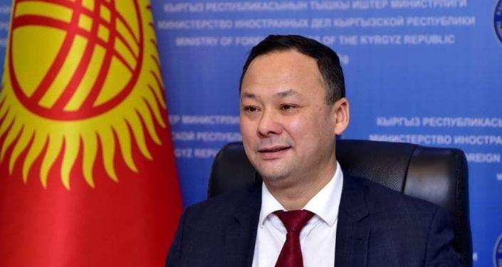 Во время встречи главы МИД КР Руслана Казакбаева и посла США Дональда Лу кыргызская сторона отметила важность сбалансированных заявлений со стороны посольства Соединенных Штатов относительно событий в стране