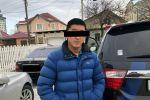 В Бишкеке задержан мужчина, который демонстрировал пистолет в прямом эфире Instagram