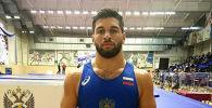 Российский борец Алан Багаев