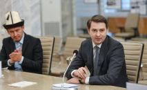 И.о. премьер-министра Артем Новиков встретился с ведущими манасчи