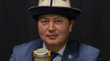 Саякбай Каралаев атындагы сыйлыктын ээси, манасчы Замир Баялиев