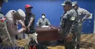 В Доминиканской Республике собака пришла в полицейский участок, чтобы освободить задержанного хозяина.
