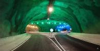 На Фарерском архипелаге водители смогут ездить с одного острова на другой по дну океана. Благодаря 11-километровому подводному тоннелю они будут затрачивать на дорогу в пять раз меньше времени.