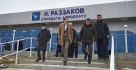 Баткен облусунда премьер-министрдин милдетин аткарып жаткан Артем Новиков