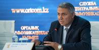Председатель комитета по информационной безопасности Министерства цифрового развития, инноваций и аэрокосмической промышленности Казахстана Руслан Абдикаликов