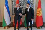 Премьер-министрдин милдетин аткарып жаткан Артем Новиков Фергана шаарында