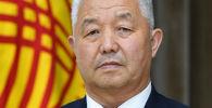 Директор Государственного агентства по земельным ресурсам Каныбек Ботобаев