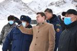 Премьер-министрдин милдетин аткаруучу, биринчи вице-премьер Артем Новиков. Архивдик сүрөт