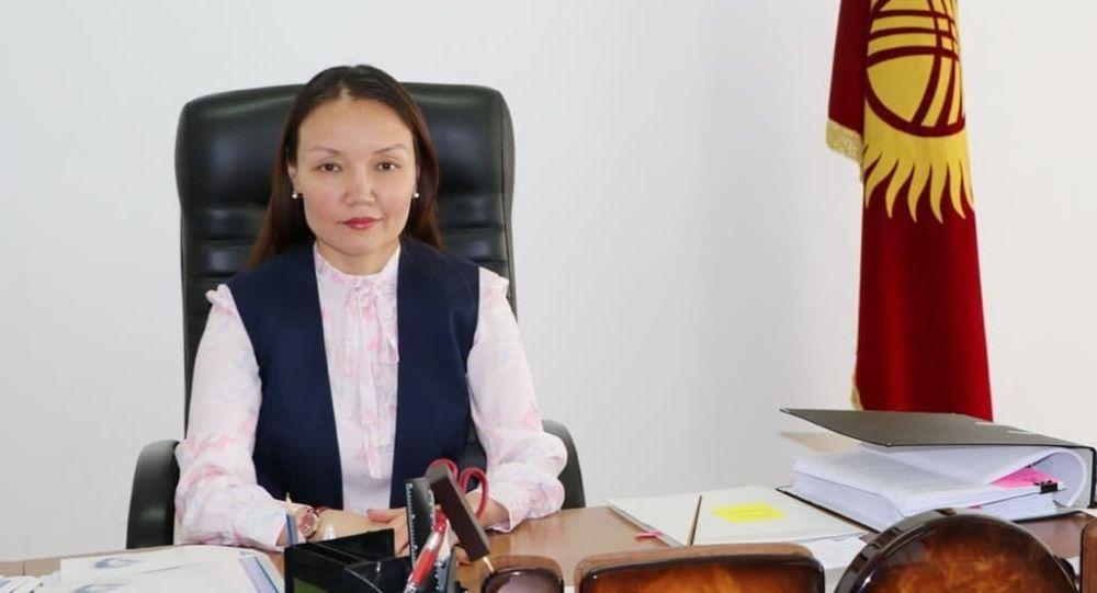 Молдошева Динара Автандиловна