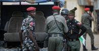 Полиция в Нигерии. Архивное фото