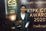 Sputnik Кыргызстан маалымат агенттигинин жана радиосунун алып баруучусу Асылбек Бактыбеков