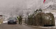 Россиялык тынчтык орнотуучулар Тоолуу Карабахта блокпостторду бекемдеп жатат. Учурда аймакта байкоо салган 23 жай иштөөдө. Алардын ар бири заманбап техника менен жабдылган.