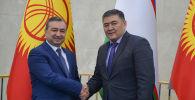 Заседание по вопросам делимитации государственной границы между КР и РУ