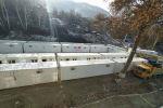 Баткен облусунун Кадамжай районунда кошуна Өзбекстандын колдоосу менен контейнерден курулуп баштаган 200 орундуу оорукана ишке даяр.