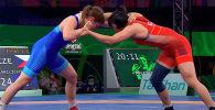 В решающем поединке отечественная спортсменка встретилась с Аделой Ганзличковой из Чехии и победила со счетом 8:2.