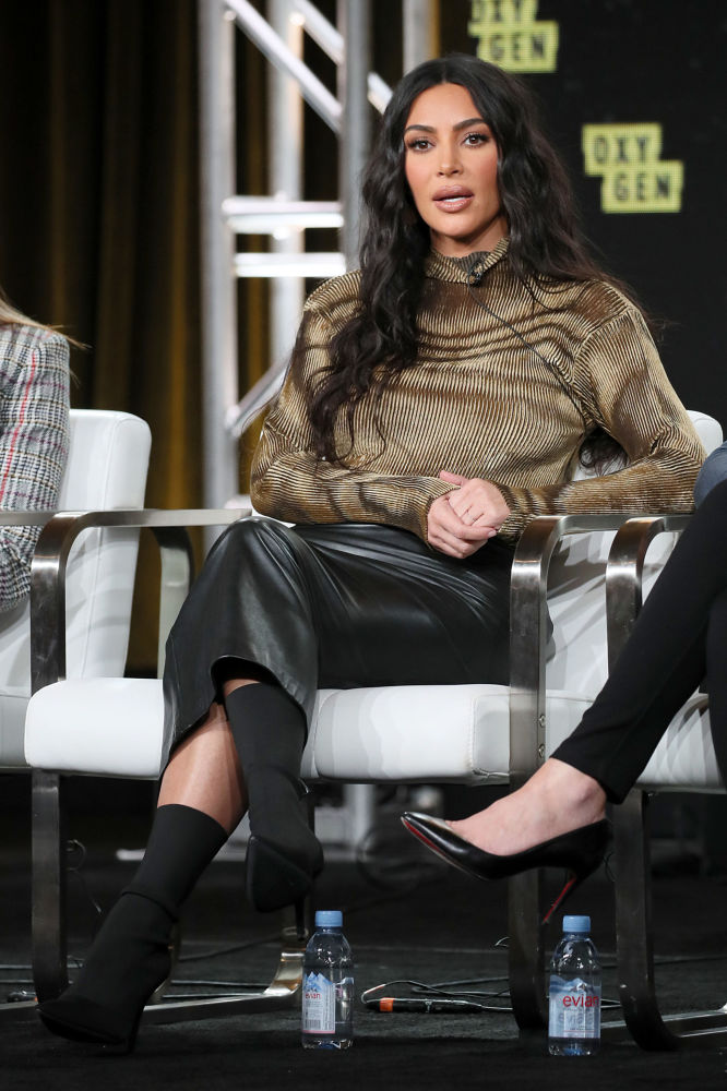 Ким Кардашьян в этом году на 48-м месте — она заработала 49,5 миллиона долларов