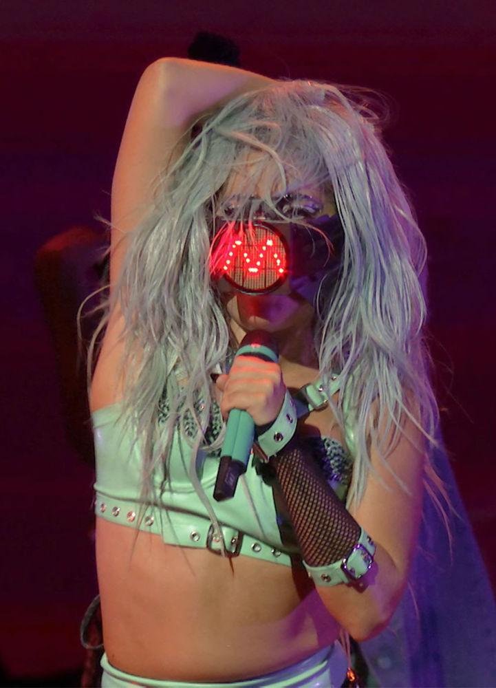 Леди Гага заработала 38 миллионов долларов
