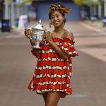 Доход японской теннисистки Наоми Осаки составил 37,4 миллиона долларов