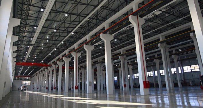 Рабочие места в машиностроительном заводе Кыргыз унаа курулуш в Оше
