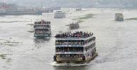 Бангладештеги Буриганга дарыясы. Архив