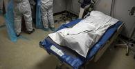 Умерший пациент от коронавируса COVID-19