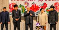 Жалал-Абад облусундагы орус эл ырлары досторду топтойт  сынагы