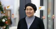 Заведующая диспансерным кабинетом Республиканской клинической инфекционной больницы Халида Азимбаева